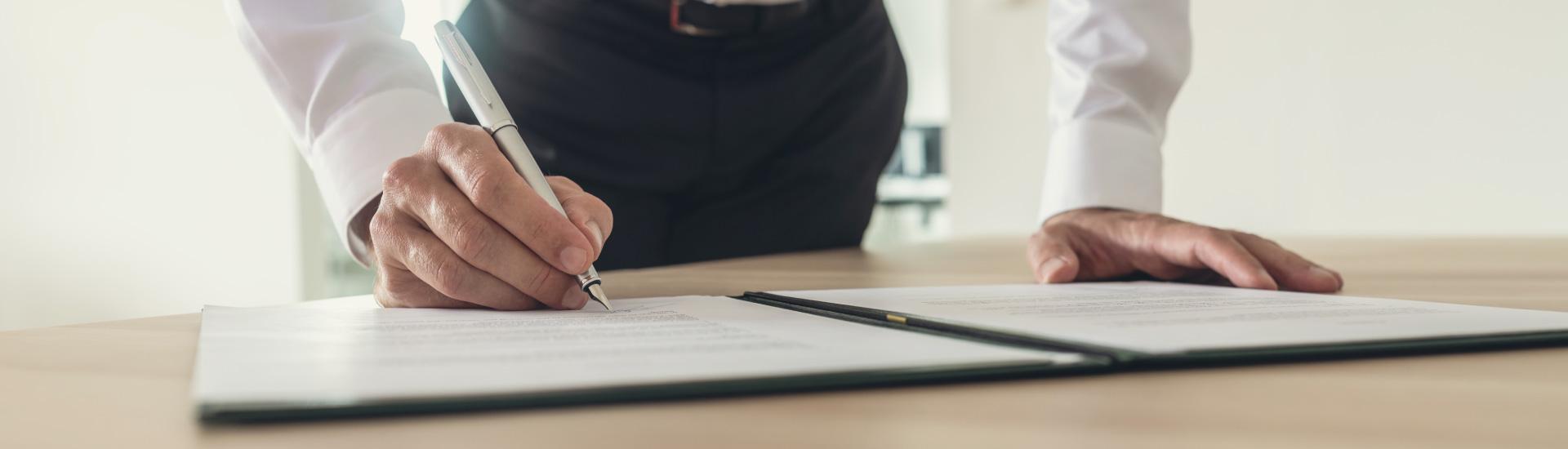 Gestión de contratos giga uno